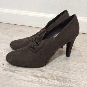 """$5 CLEAR OUT SALE Ann Marino 3.5"""" Heel Size 7.5"""